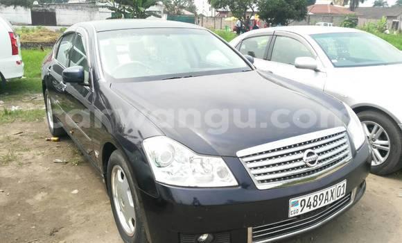 Acheter Voiture Nissan Fuga Bleu à Limete en Kinshasa