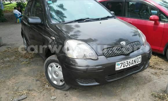 Acheter Voiture Toyota Vitz Noir à Limete en Kinshasa