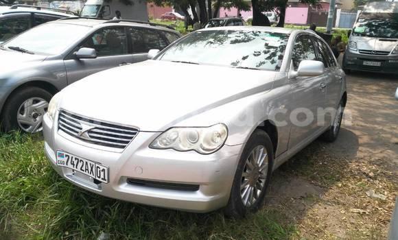 Acheter Voiture Toyota Mark X Gris à Limete en Kinshasa