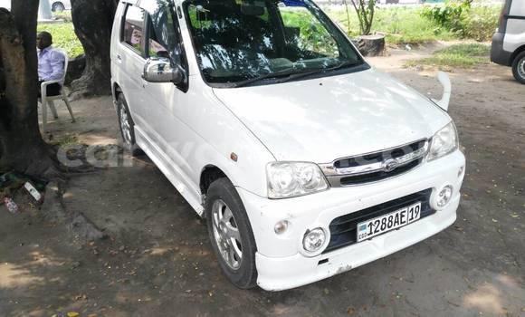 Acheter Voiture Daihatsu Terios Blanc à Limete en Kinshasa