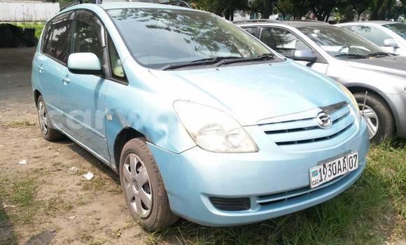 Acheter Voiture Toyota Spacio Bleu à Limete en Kinshasa