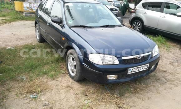 Acheter Voiture Mazda 323 F GLX Bleu à Limete en Kinshasa