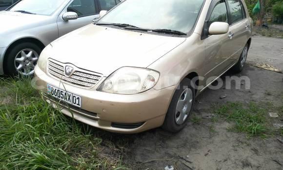 Acheter Voiture Toyota Allex Autre à Limete en Kinshasa