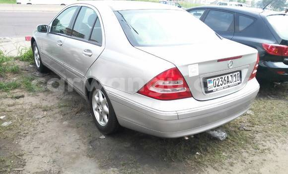 Buy Mercedes Benz C-Class Silver Car in Limete in Kinshasa