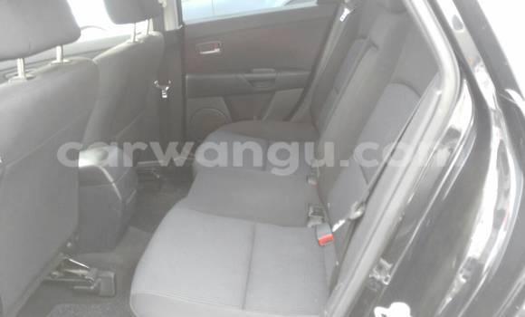 Acheter Voiture Mazda 3 Noir à Limete en Kinshasa