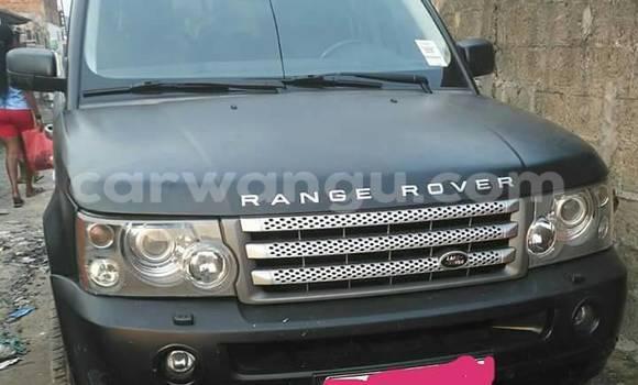 Acheter Voiture Land Rover Range Rover Noir à Kinshasa en Kinshasa