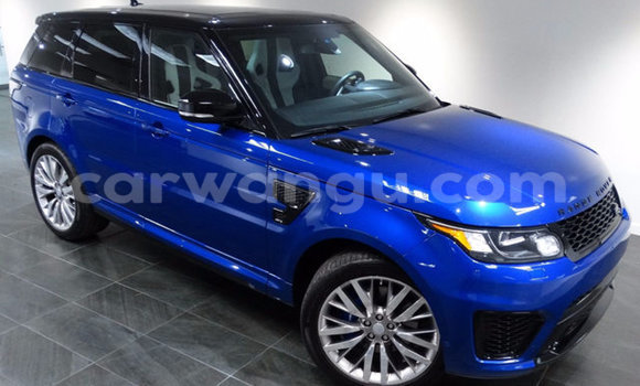 Acheter Voiture Land Rover Range Rover Noir à Bandalungwa en Kinshasa