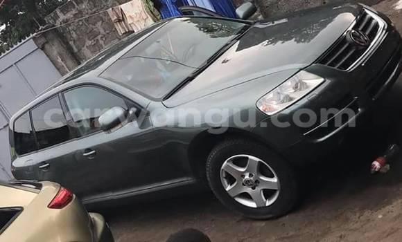 Acheter Voiture Volkswagen Touareg Gris à Lemba en Kinshasa
