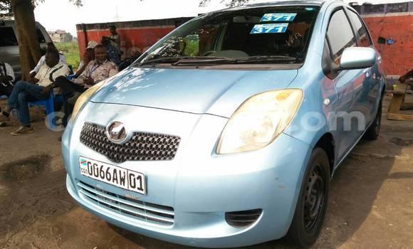 Acheter Voiture Toyota Vitz Bleu à Kalamu en Kinshasa