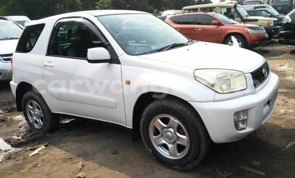 Acheter Voiture Toyota RAV4 Blanc à Kalamu en Kinshasa