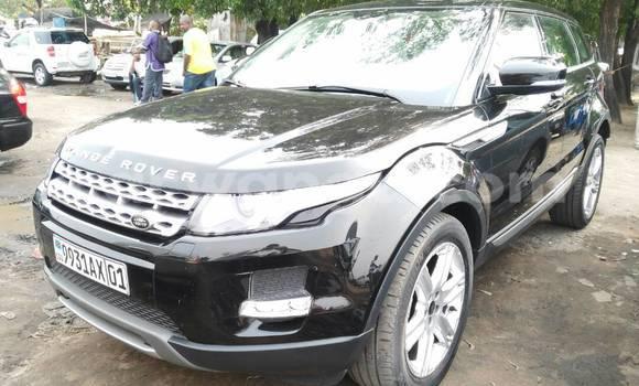 Acheter Voiture Land Rover Range Rover Evoque Noir à Kalamu en Kinshasa