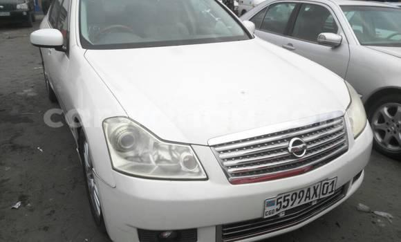 Acheter Voiture Nissan Fuga Blanc à Kalamu en Kinshasa