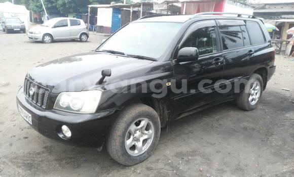 Acheter Voiture Toyota Kluger V Noir à Kalamu en Kinshasa