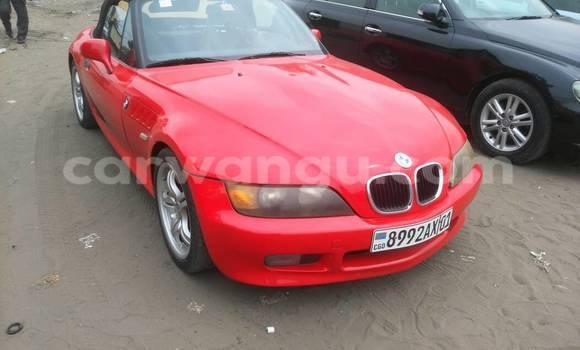 Acheter Voiture BMW 3-Series Rouge à Kalamu en Kinshasa