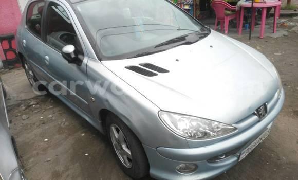 Acheter Voiture Peugeot 206 Bleu à Kalamu en Kinshasa