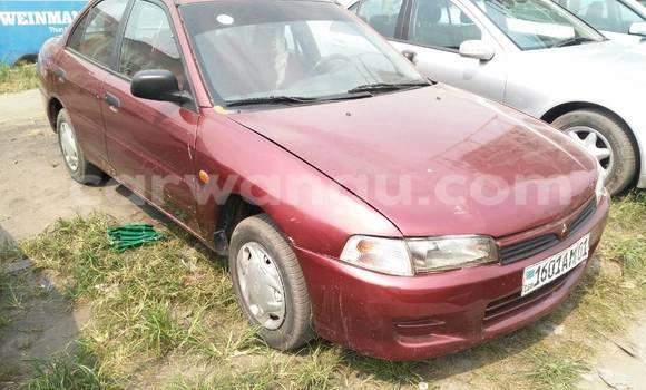 Acheter Voiture Mitsubishi Lancer Rouge à Limete en Kinshasa
