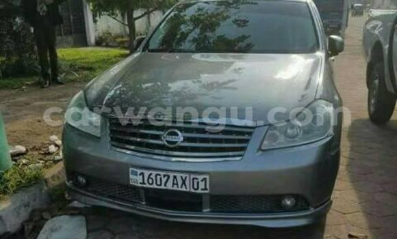 Acheter Voiture Nissan Fuga Gris à Bandalungwa en Kinshasa