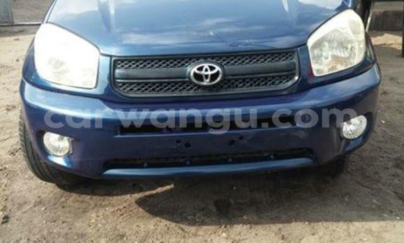 Acheter Voiture Toyota RAV4 Bleu à Bandalungwa en Kinshasa