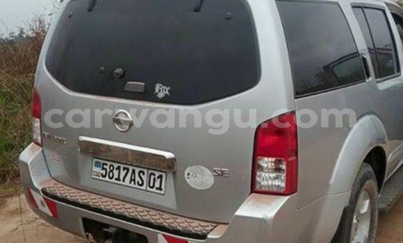Acheter Voiture Nissan Pathfinder Gris à Bandalungwa en Kinshasa