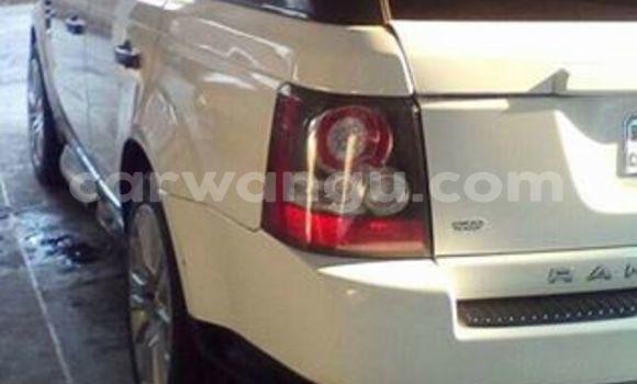 Acheter Voiture Land Rover Range Rover Sport Blanc à Bandalungwa en Kinshasa