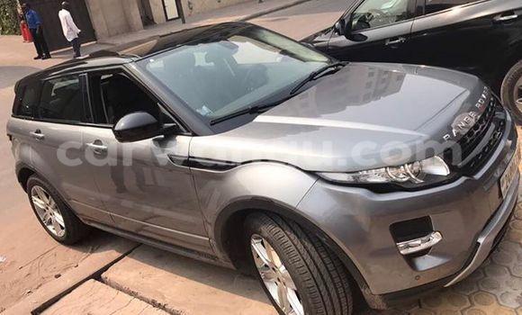 Acheter Voiture Land Rover Range Rover Evoque Gris à Bandalungwa en Kinshasa