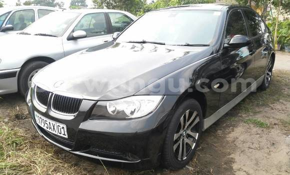Acheter Voiture BMW 308i Noir à Limete en Kinshasa