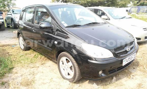Acheter Voiture Hyundai Getz Noir à Limete en Kinshasa