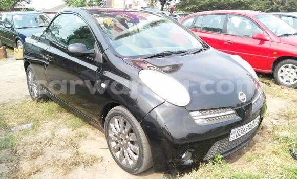 Acheter Voiture Nissan Micra Noir à Limete en Kinshasa