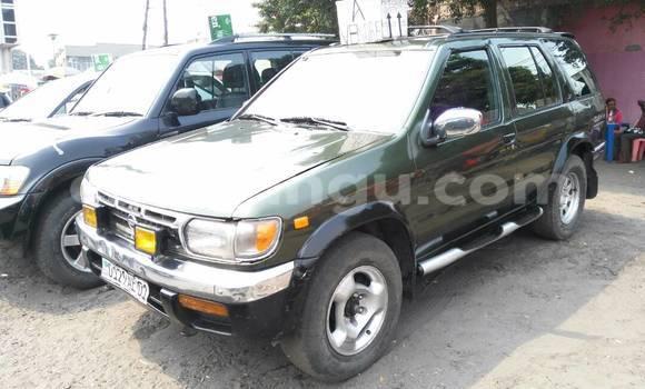 Acheter Voiture Nissan Pathfinder Vert à Ndjili en Kinshasa