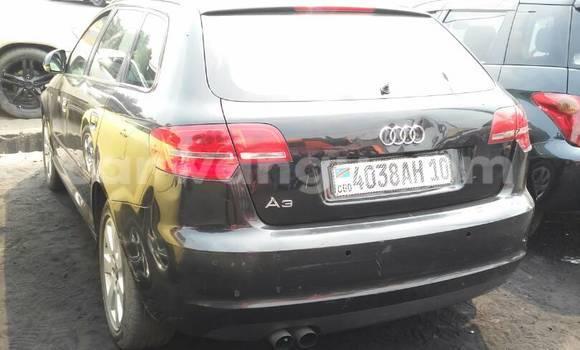 Acheter Voiture Audi A3 Noir à Ndjili en Kinshasa