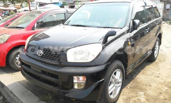 Acheter Voiture Toyota RAV4 Noir à Lemba en Kinshasa