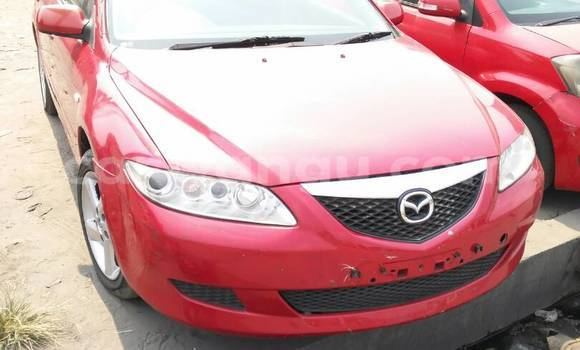 Acheter Voiture Mazda 6 Rouge à Lemba en Kinshasa