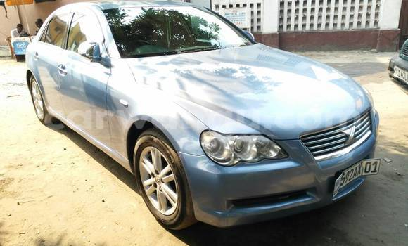 Acheter Voiture Toyota Mark X Bleu à Lemba en Kinshasa