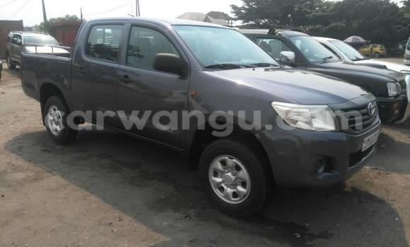 Acheter Voiture Toyota Hilux Gris à Kalamu en Kinshasa