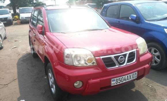 Acheter Voiture Nissan X-Trail Rouge à Kalamu en Kinshasa