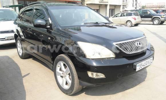 Acheter Voiture Lexus RX 330 Noir à Kinshasa en Kinshasa