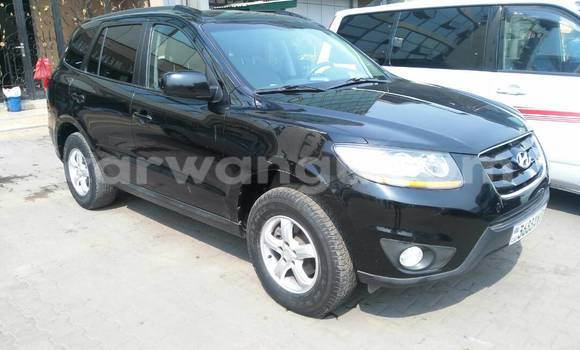 Acheter Voiture Hyundai Santa Fe Noir à Kinshasa en Kinshasa