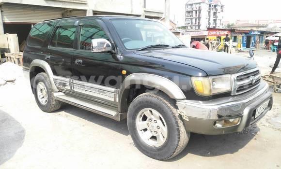 Acheter Voiture Toyota Hilux Surf Noir à Kinshasa en Kinshasa