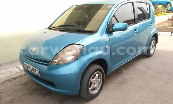 Acheter Voiture Toyota Passo Bleu à Kinshasa en Kinshasa