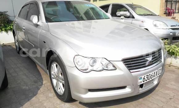 Acheter Voiture Toyota Mark X Gris à Kinshasa en Kinshasa