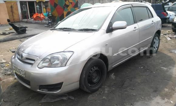 Acheter Voiture Toyota Runx Gris à Kinshasa en Kinshasa