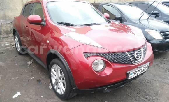 Acheter Voiture Nissan Juke Rouge à Bandalungwa en Kinshasa