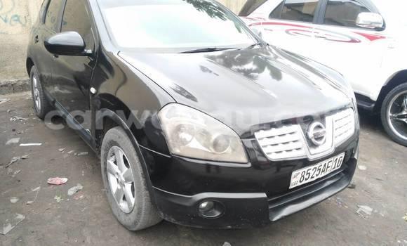Acheter Voiture Nissan Qashqai Noir à Bandalungwa en Kinshasa