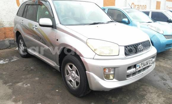 Acheter Voiture Toyota RAV4 Gris à Bandalungwa en Kinshasa
