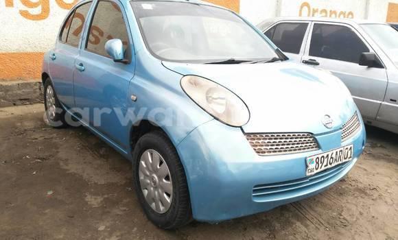 Acheter Voiture Nissan March Bleu à Bandalungwa en Kinshasa