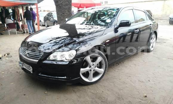 Acheter Voiture Toyota Mark X Noir à Bandalungwa en Kinshasa
