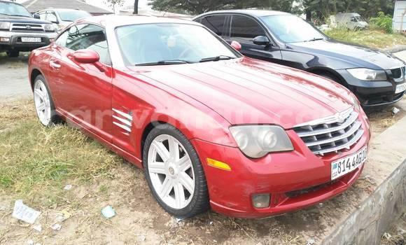 Acheter Voiture Chrysler Crossfire Rouge à Limete en Kinshasa