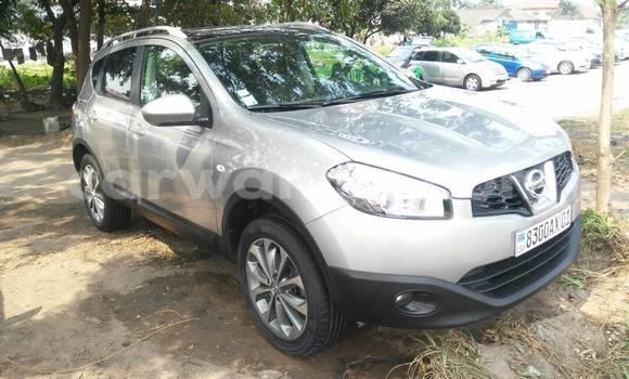 Acheter Voiture Nissan Qashqai Gris à Limete en Kinshasa