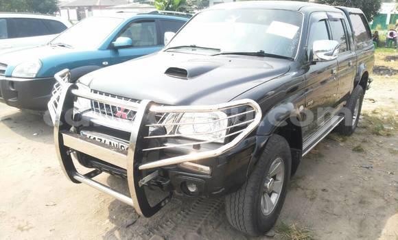 Acheter Voiture Mitsubishi L200 Noir à Limete en Kinshasa