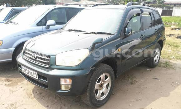 Acheter Voiture Toyota RAV4 Vert à Limete en Kinshasa